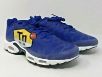 NEW Nike Air Max Plus TN NS GPX Men's Running Shoes Royal Blue/White AJ7181 400