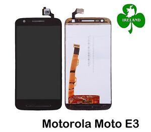 For Motorola Moto E3 XT1700 XT1706 LCD Display Touch Digitizer Assembly Black