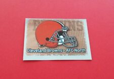 2012 Panini Football Cleveland Browns Foil Sticker #89
