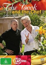 The Cook And The Chef - Spring (DVD, 2007, 2-Disc Set)