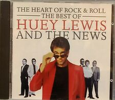 Huey Lewis - The Heart of Rock & Roll (The Best of Huey Lewis & the News) (CD)