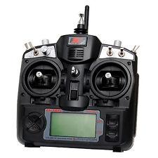 FlySky FS-TH9X 2.4G 9 Channel RC Transmitter&Receiver w/ er9x Installed