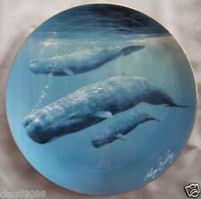 "COALPORT ENGLAND ""NOBLE OCEAN FRIENDS "" THE SPERM WHALE  CP064 MIB"