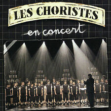 En Concert * by Les Choristes (CD, Feb-2005, Warner Elektra Atlantic Corp.)