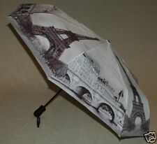 Compact Paris Umbrella with automatic open and close