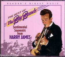 Readers Digest Sentimental Souvenirs HARRY JAMES 2CD Classic 50s Pop Anthology