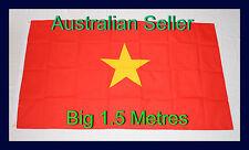 Big 1.5 Metre Vietnam Flag  Large Size Cộng hòa Xã hội chủ nghĩa Việt Nam