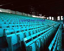Comiskey Park Seats 1990 Color 8x10 D
