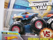 2018 MONSTER JAM DEMOLITION DOUBLES NEW HOT WHEELS AND EL TORO LOCO TRUCK CAR