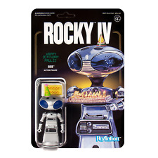 Sico Paulies Birthday Robot Roboter Rocky IV 3 3/4 Inch ReAction Figur Super7