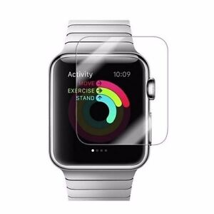 Tempered Glass Screen Protector Toughened Protective Film for Apple Watch iWatch