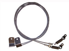Ford Mustang Convertible 2005-2012 Top Hold Down Side Cables, Pair