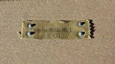 WW2 US Army USMC M1 helmet liner nape strap 100% orignal B.S. Co.