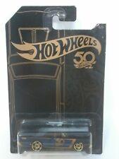 Hot Wheels 50th Anniversary Gold & Black '68 Dodge Dart