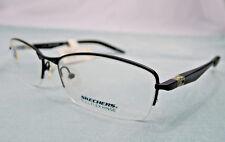 Skechers Eyeglass Frames Men's SE3088 Black RX-able Glasses Retail $109 MD