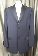 Ted Baker Endurance Black Dinner Evening Suit Tuxedo C44 W38 L33.5