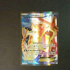 Gyarados EX 114/122 BREAKPoint Pokemon Card Holo Ultra Rare 033018 - NM