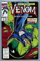 Venom #3 Lethal Protector Spider-man 1993 NM+ Marvel Comics H2 Amricons