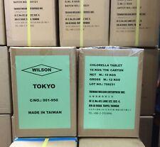 Pure Pyrenoidosa Chlorella Tablet: Broken Cell wall from (Taiwan Factory) + A+
