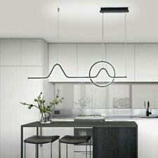 Modern Dimming LED chandelier modern house restaurant lamp dining table light