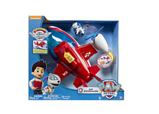 Paw Patrol Air Patroller Plane Toy Robo Dog Helicopter 2 in 1 Rescue Missions