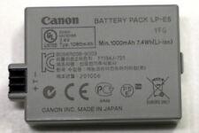 Original VHBW ® batería para Canon EOS 500 d 500 d eos500d batería Aku