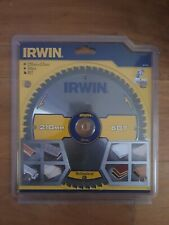 Irwin 1897445 multi-matériaux 260 mm Lame de scie circulaire 84 T