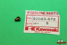 NOS KAWASAKI KZ1000 KZ650 KZ750 MAIN JET #A105R PART# 92063-1042