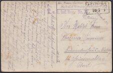 Österreich 1916 K+K Infantrie Regiment seltene alte Bildpostkarte