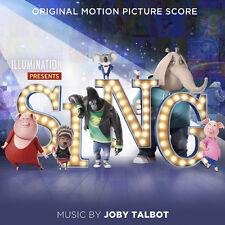 Jody Talbot - Sing (original Soundtrack) [New CD] Digipack Packaging