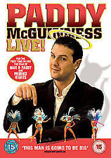 Paddy McGuinness - Live [DVD], New DVD, ,