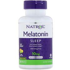 Natrol melatonin - 10 мг-быстро растворять - 100 таблеток