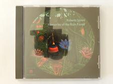 CD Roberto Laneri Memories of the Rain Forest
