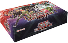 YuGiOh! HERO Strike Elite Structure Deck Box + Playmat + Cards *NEW*(Elemental)1