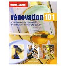 RENOVATION 101 - BLACK ET DECKER - JERRI FARRIS