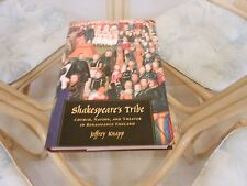 Shakespeare's Tribe: Church, Nation, & Theater in Renaissance England - HC Knapp