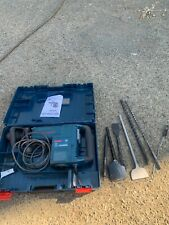 Bosch Hammer 11316evs Corded Demolition Hammerl With6 Bits Sds Max