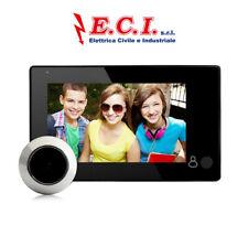 4,3 pollici TFT LCD 150 gradi campanello digitale spioncino Digital Peephole