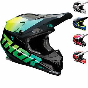 Thor Sector Fader Motocross Helmet MX Off-Road Motorbike Bike Helm GhostBikes
