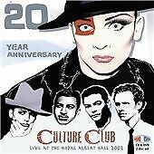 Culture Club - Live at the Royal Albert Hall 2002 (20th Anniversary) CD/DVD SET