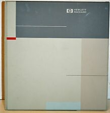 HP 5371A Operating Manual 05371-90041 for 3042 prefix with 3 app notes