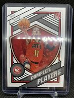 Trae Young Hawks COMPLETE PLAYERS SP 2020-21 Panini Donruss Basketball #3 NEW!