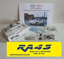 1/43 Porsche 911 Rally Ypres 1985 Vincent Kit