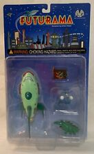 2000 Futurama Planet Express Ship Moore Action Collectibles Moc model