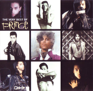 Prince Very Best Of CD NEW SEALED Purple Rain/1999/When Doves Cry/Cream/Kiss+