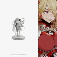 Fallen Hero Model for Kingdom Death Game Resin Figure Recast 38 mm