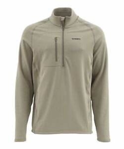 Simms Fleece Midlayer Top Tumbleweed - Closeout ~ Select Sizes
