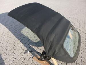 Audi A5 8F Cabrio Verdeck Dach Stoffdach Original roof cover Schwarz S5 RS5