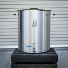 New listing 20 Gallon Ss BrewTech Kettle - Brewmaster Edition