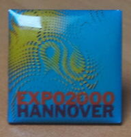 """Pins """"Expo 2000 Hannover"""""""